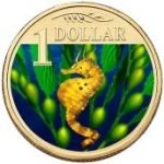 Bigbelly Seahorse One Dollar The Royal Australian Mint Ocean Series