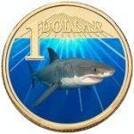 Great White Shark One Dollar The Royal Australian Mint Ocean Series