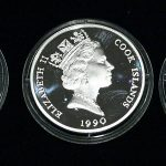 Endangered Wildlife 50$ – Set of 3 Silver Coins #003